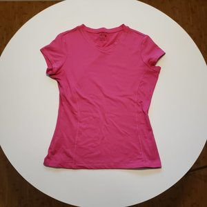 BCG Pink Running Top Small